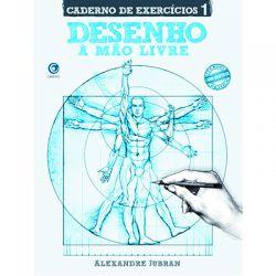 Desenho à mão livre - Caderno de exercícios