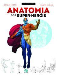 Anatomia dos super-heróis - Ariel Olivetti