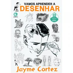 Vamos aprender a desenhar - Jayme Cortez