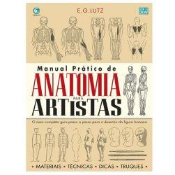 Manual Prático de Anatomia para Artistas - LUTZ