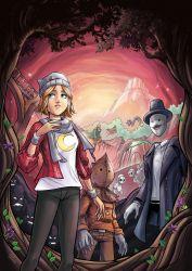 Spectrus Cover art - Print (poster) de Thiago Spyked