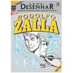 Como Desenhar Proporção da Figura, Cabeça, Mãos, Pés e Materiais - Rodolfo Zalla