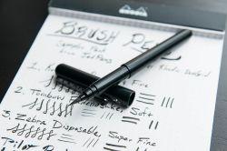 Caneta Pincel Recarregável Pocket Brush Pentel
