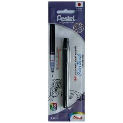 REFIL Color Brush Pentel caneta pincel
