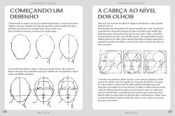 Cabeças Masculina - Feminina - Infantil - George B. Bridgman - Desenhando a Figura Humana