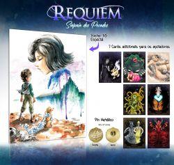 Itens adicionais de colecionador Requiem: Sinfonia dos Pecados
