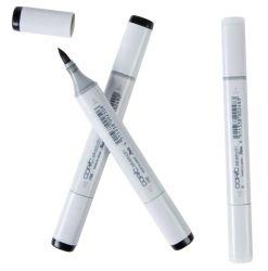 Copic Sketch Blender and Black