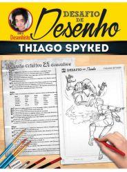 Desafio de Desenho Thiago Spyked