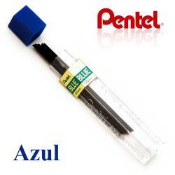 Grafite azul Pentel 0.5 e 0.7